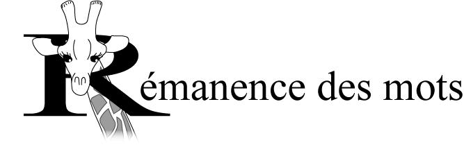 École d'écriture Rémanence des mots